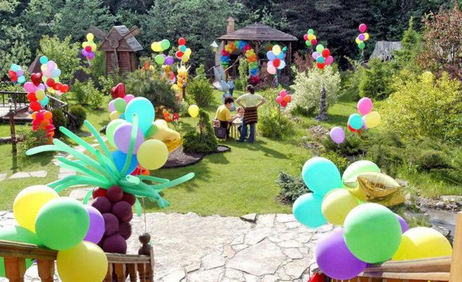 День рождения 6 лет девочке сценарий на даче
